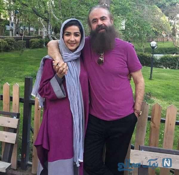 امیرحسین شریفی و سارا صوفیانی
