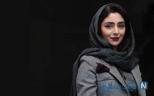 حذف کامل برنامه ضبط شده بازیگر سینما هستی مهدوی در همرفیق شهاب حسینی