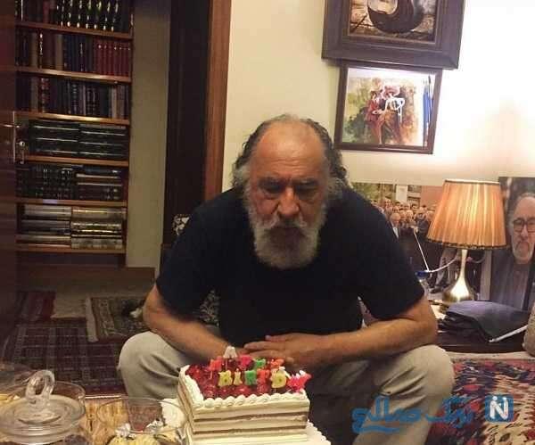 جشن تولد داریوش ارجمند