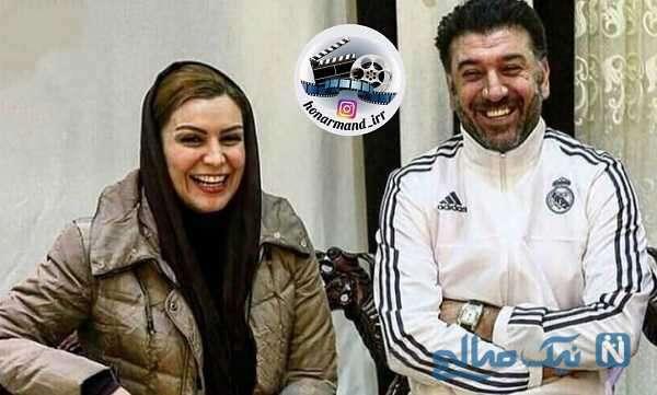 ماه چهره خلیلی و علی انصاریان