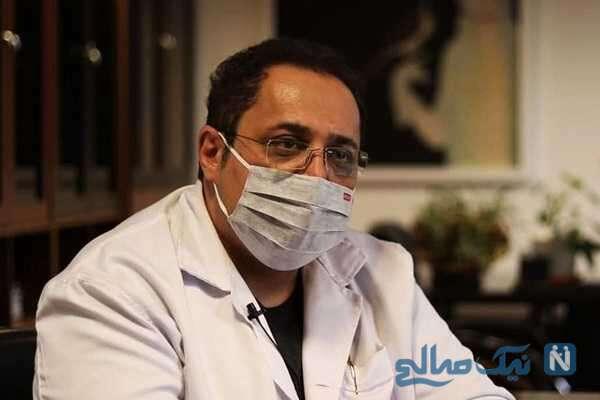 صحبت های جنجالی دکتر هاشمیان بعد از شکایت مادر مرحوم انصاریان