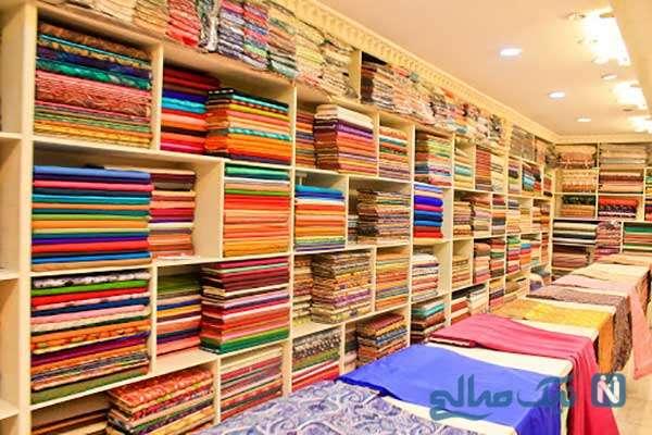 پلمب یک پارچه فروشی به دلیل استفاده از خانم های بیحجاب در افتتاحیه