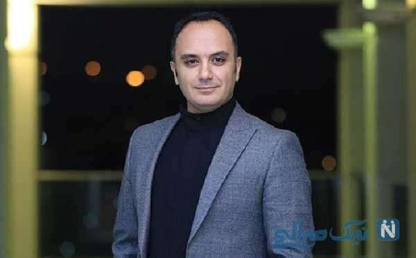جشن تولد احسان کرمی مجری معروف تلویزیون به وقت ۴۱ سالگی