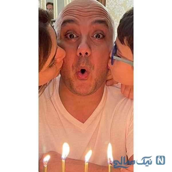 تولد 41 سالگی احسان کرمی