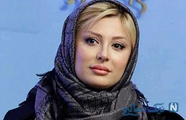 تصویر دیده نشده از چهره بدون آرایش نیوشا ضیغمی بازیگر سینما