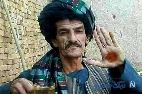 لحظه دستگیری کمدین معروف افغان که توسط طالبان تیرباران شد!