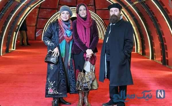 گوهر خیراندیش در جشنواره فیلم فجر