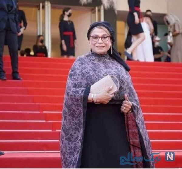 خانم بازیگر در جشنواره کن 2021