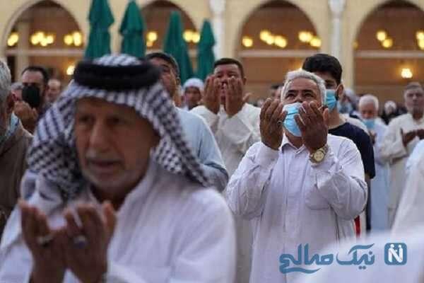 تصاویری از برگزاری نماز عید قربان در سراسر جهان