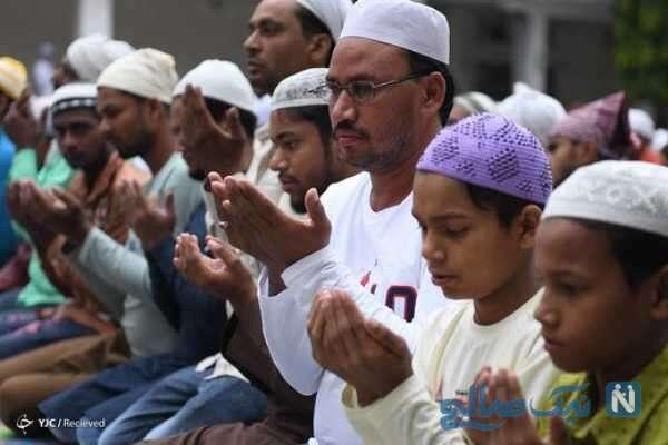 برگزاری نماز عید قربان در کشورهای مسلمان