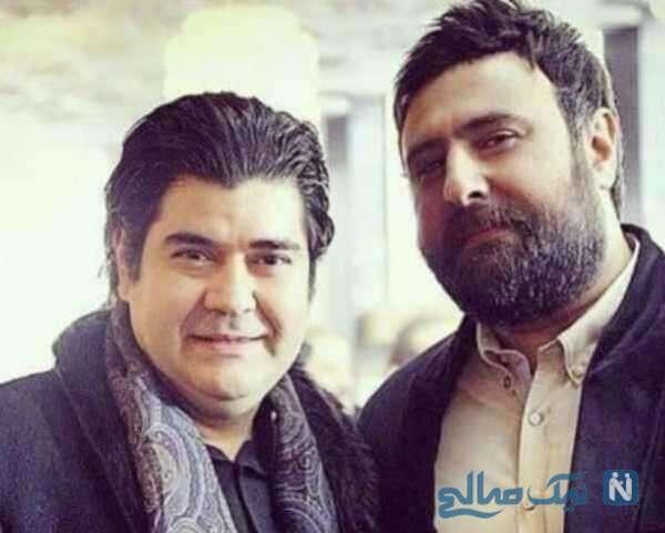 سالار عقیلی و محمد علیزاده