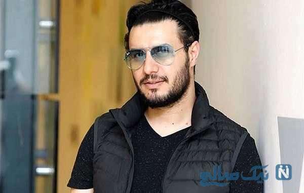 علت حذف صحنه دو نفره جواد عزتی و هانیه توسلی در زخم کاری