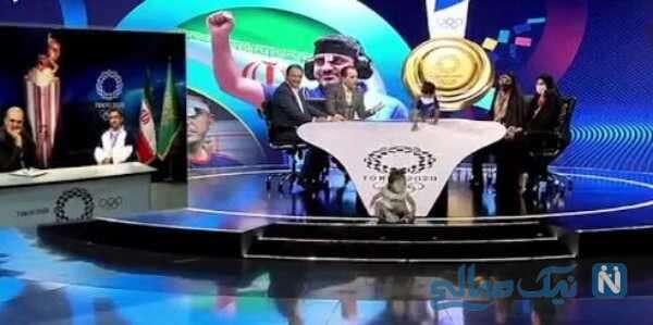 جواد فروغی در ویژه برنامه المپیک شبکه سه