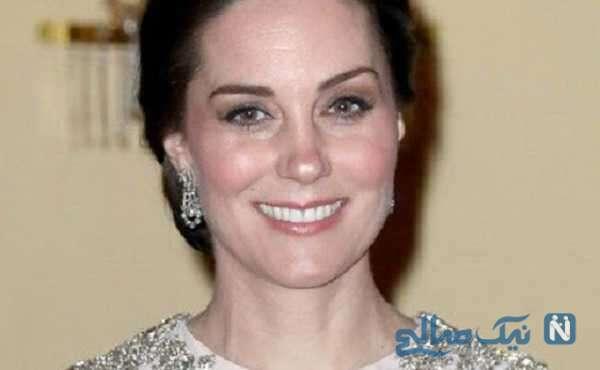 شباهت زیاد این دختر جوان به کیت میدلتون عروس ملکه انگلیس