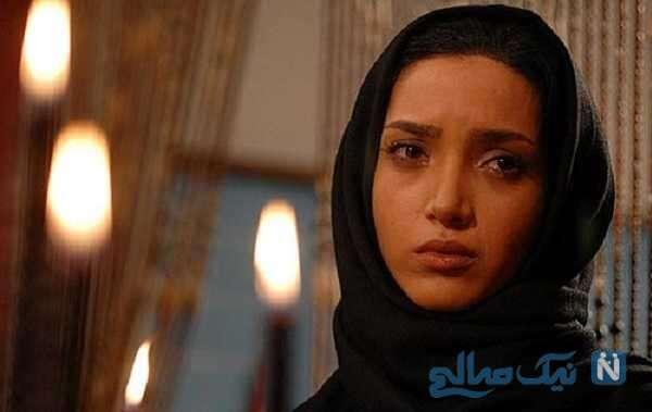 قسمت هایی از بازی درخشان خاطره اسدی در سریال مردم معمولی