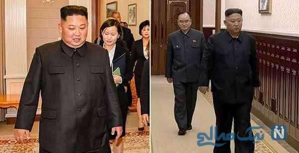 کاهش وزن رهبر کره شمالی