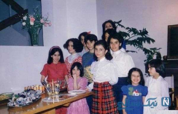 روز تولد لیلی رشیدی در کودکی