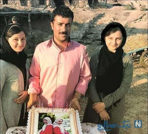 جشن تولد لاکچری سارا و نیکا فرقانی