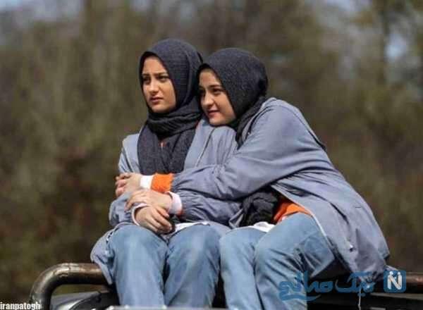 خواهران دوقلوی سریال پایتخت