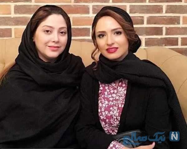 گلاره عباسی در سالن زیبایی مریم سلطانی