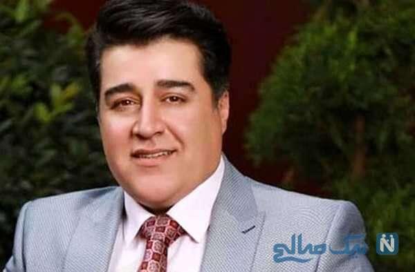عاشقانه های مهدی یغمایی و همسرش در ماشین لوکس شان , ببینید