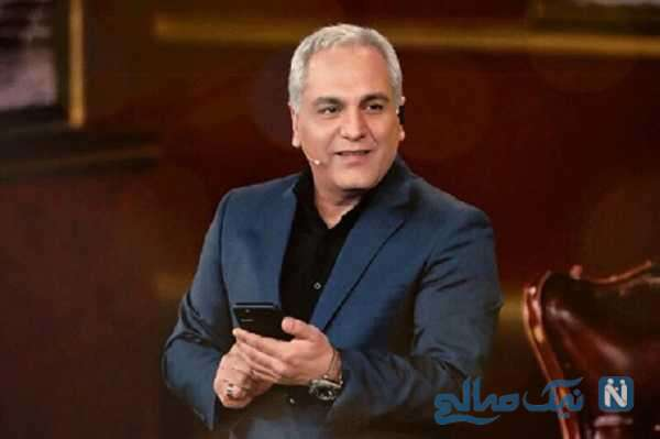 سوتی های مهران مدیری بازیگر