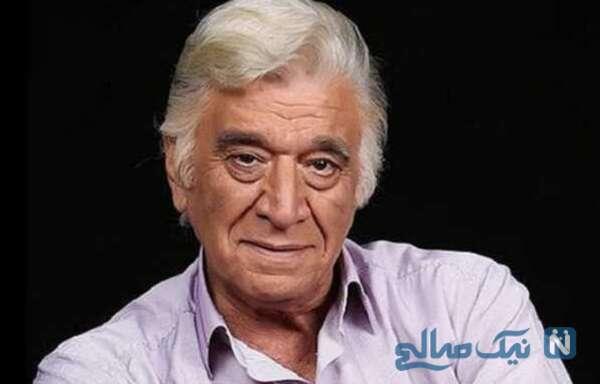 درگذشت محمد برسوزیان بازیگر سریال متهم گریخت در ۷۶ سالگی