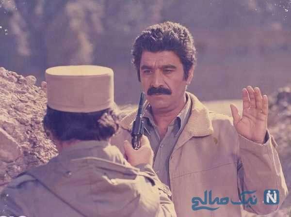 محمد برسوزیان بازیگر معروف ایرانی