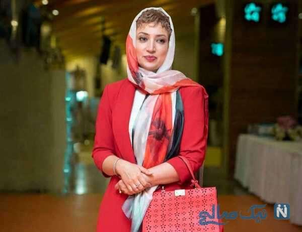 تصویری از لباس های نگار عابدی