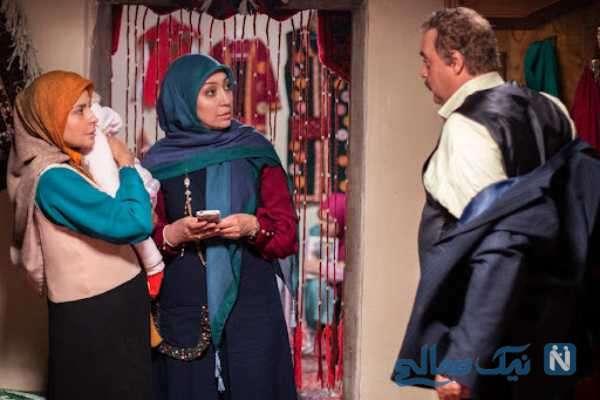 تصویری از نگار عابدی در دودکش 2