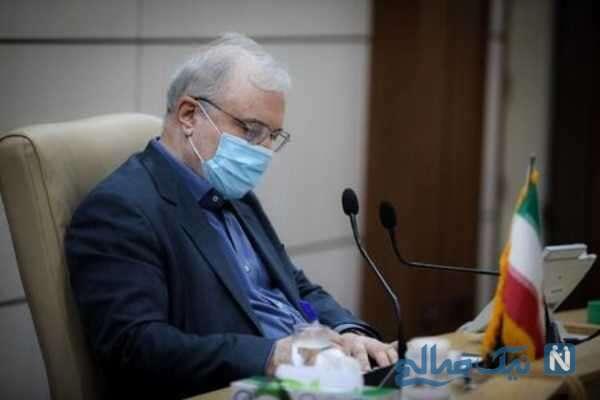 دستور وزیر بهداشت برای واکسیناسیون در 5 استان کشور