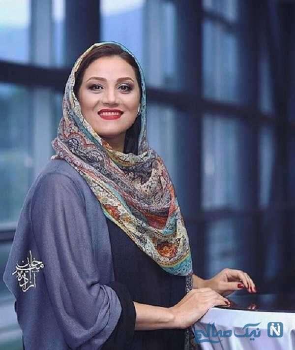 عکس شبنم مقدمی بازیگر