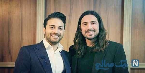 مجری و خواننده ایرانی