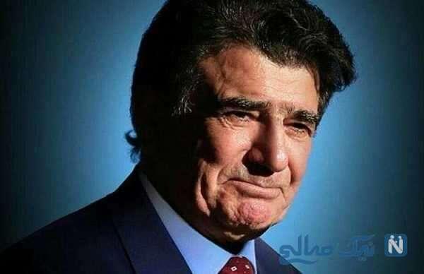 عکس کمتر دیده شده از زنده یاد محمدرضا شجریان و پسرش رایان
