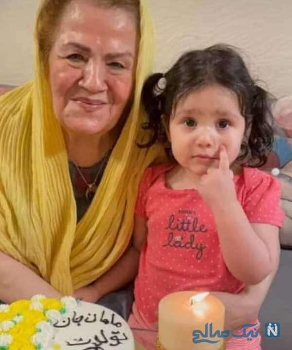 مادر و دختر بازیگر معروف