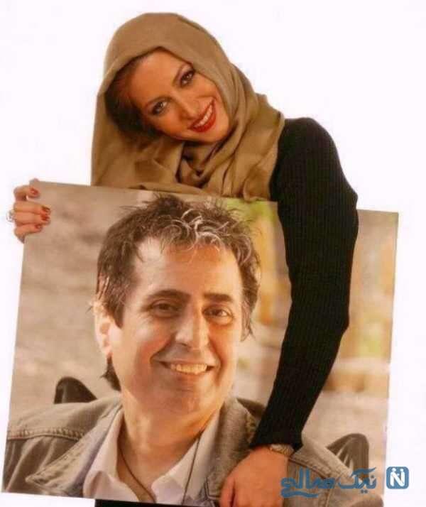 همسر مرحوم فریبا نادری