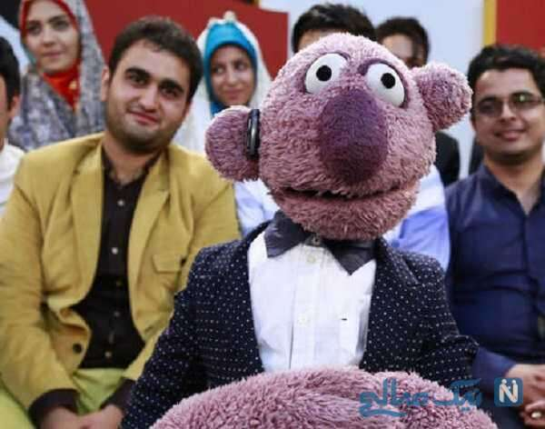 خوندن جناب خان در خندوانه
