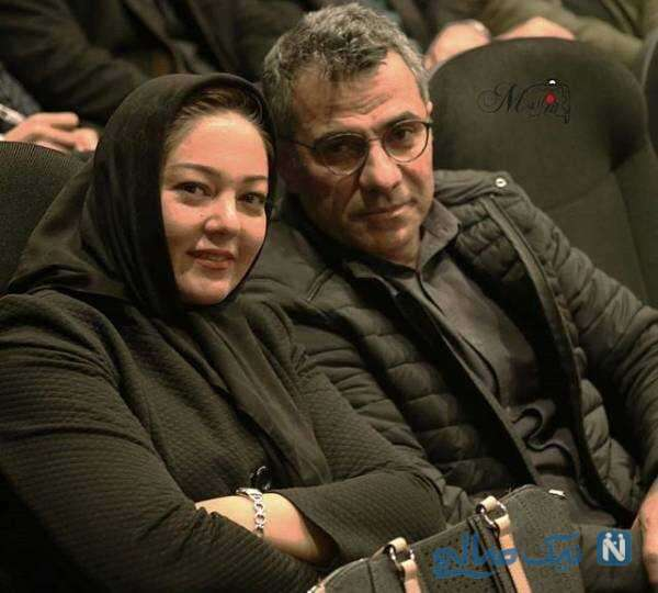 عکس رزیتا غفاری با همسرش