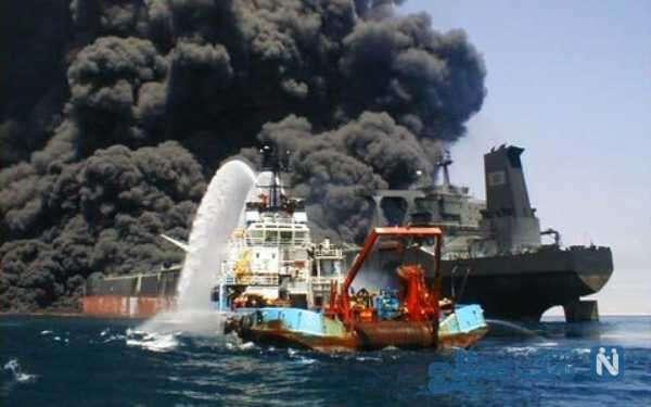 جزئیات جدید درباره کشتی نفتکش