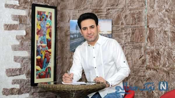 شاهین صمدپور مجری معروف
