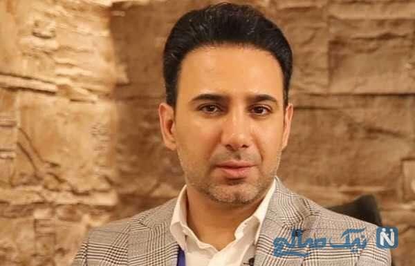 حال وخیم شاهین صمدپور مجری تلویزیون بعد از ابتلا به بیماری کرونا