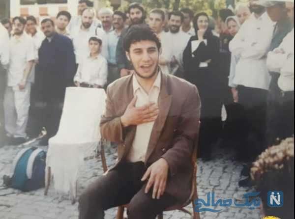 اجرای نمایش جواد عزتی در خیابان