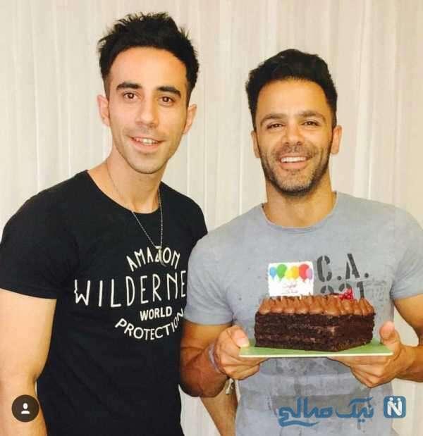 جشن تولد سیروان خسروی خواننده
