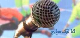 سوتی عجیب گزارشگر صدا و سیما روی آنتن زنده هنگام مسابقه تکواندو بانوان