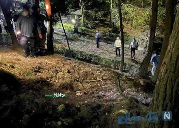 صدای مهیب در شمال تهران