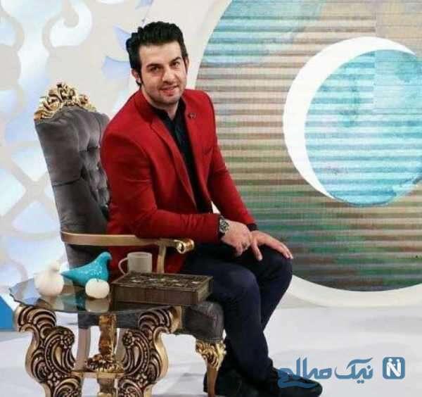 شوخی های عبدالله روا مجری تلویزیون