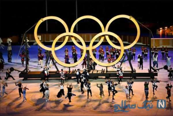 بازی های المپیک 2020
