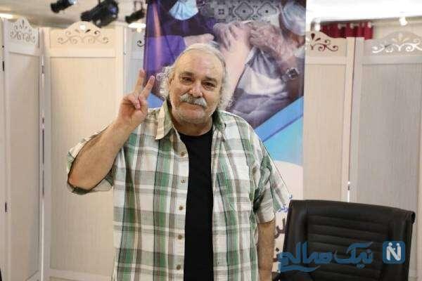 واکسیناسیون محمد کاسبی