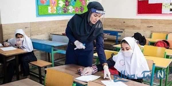 زمان واکسیناسیون معلمان