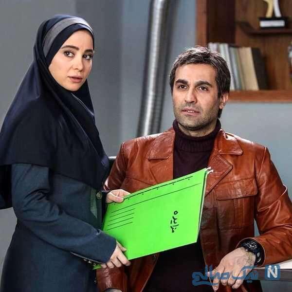 نیما رئیسی بازیگر سریال دلدار